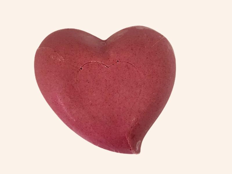 לב שוקולד ענק בטעם קסיס