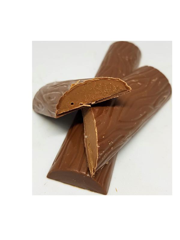 ענפי שוקולד במילוי אגוזים במגוון טעמים
